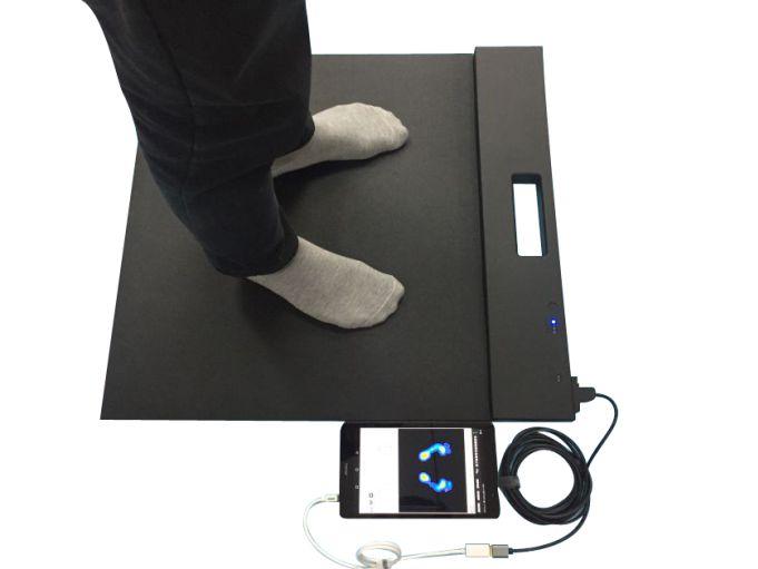 足底压力感测仪