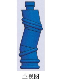 一种新颖饮料瓶的外观设计