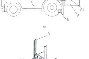 一种具有称重功能的机动液压叉车